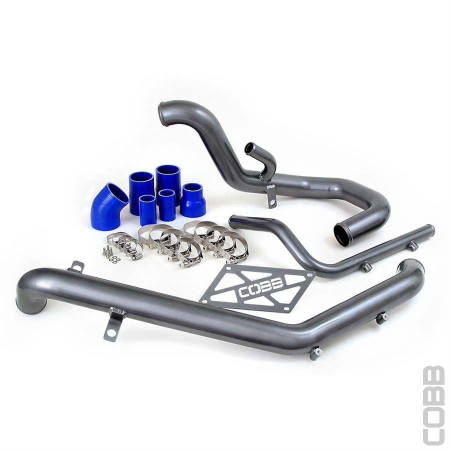 COBB Upper and Lower Intercooler Hard Pipes Kits