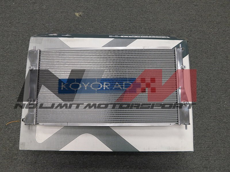 Koyo aluminum radiator for 2013 Subaru BR-Z/Scion FR-S