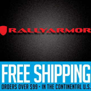 Free Shipping on Rally Armor Orders for Month of January!