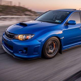 Anthony's 2011 Subaru WRX