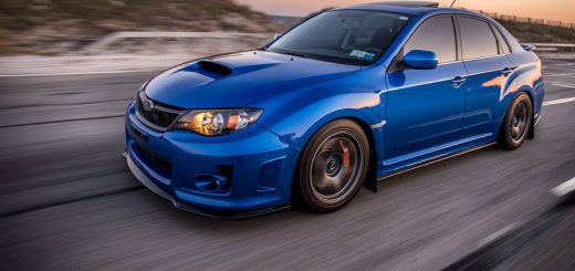 Anthony's 2011 Subaru WRX